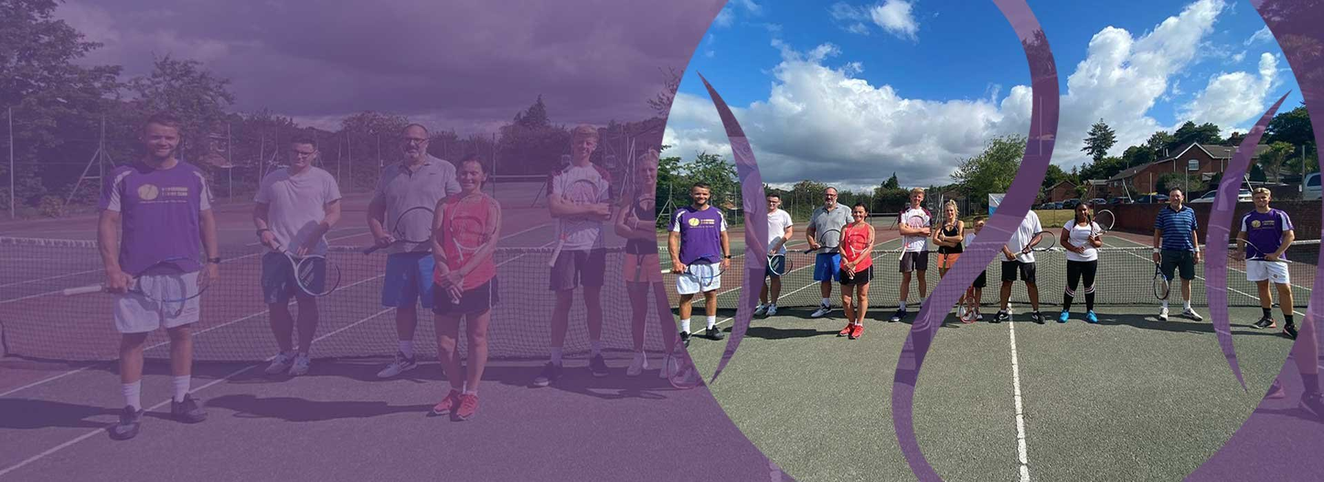 Broadstone Tennis Coaching for Success